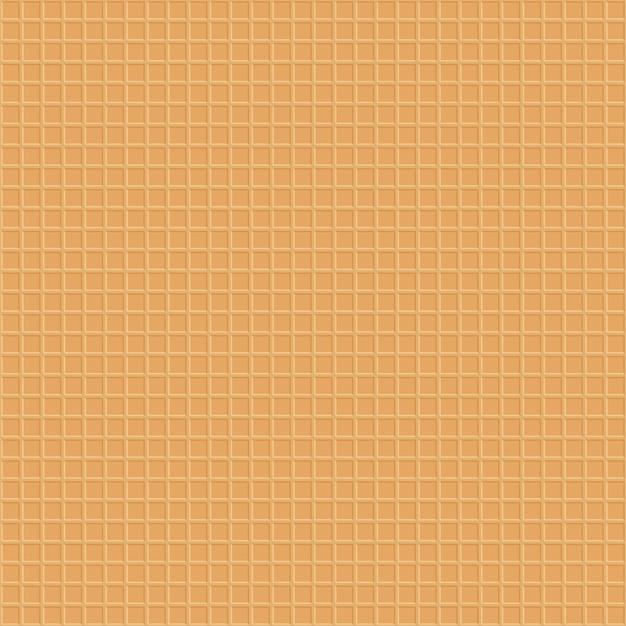 Zoet de textuur naadloos patroon van de dessertwafel