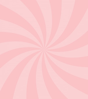 Zoete snoep swirl vector achtergrond.