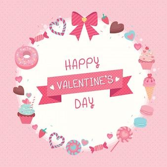 Zoete valentines