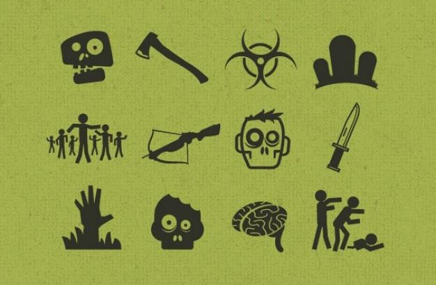 Zombie elementen