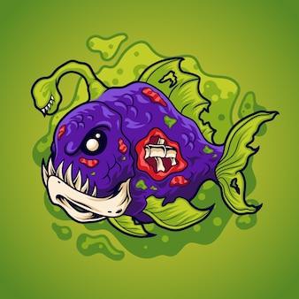 Zombie vis