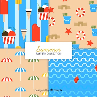 Zomerpatroon collectio