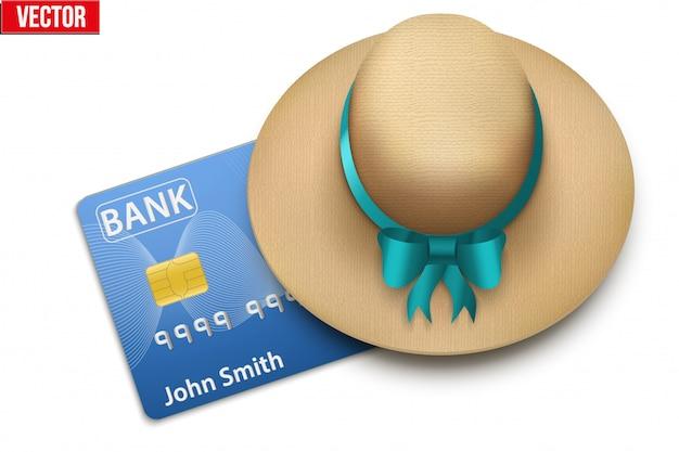 Zomervakantie met een creditcard