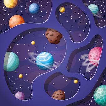 Zonnestelsel planeten