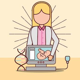 Zwangerschap bevruchting gerelateerd