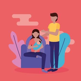 Zwangerschap en moederschap