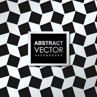 Zwart en zilver abstracte achtergrond