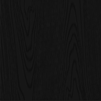 Zwart houten naadloos patroon.