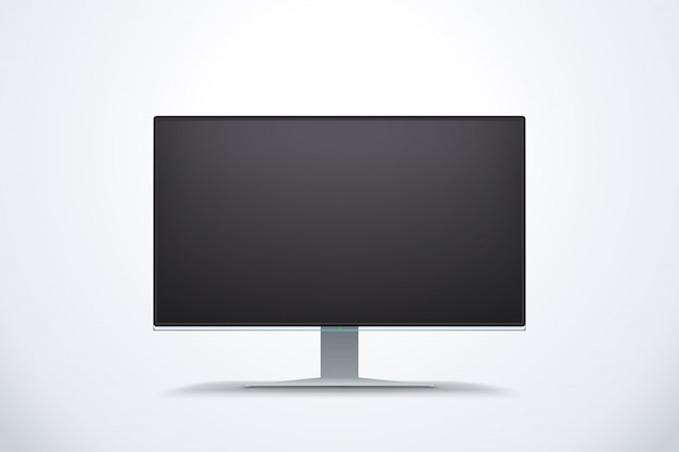 Zwart scherm