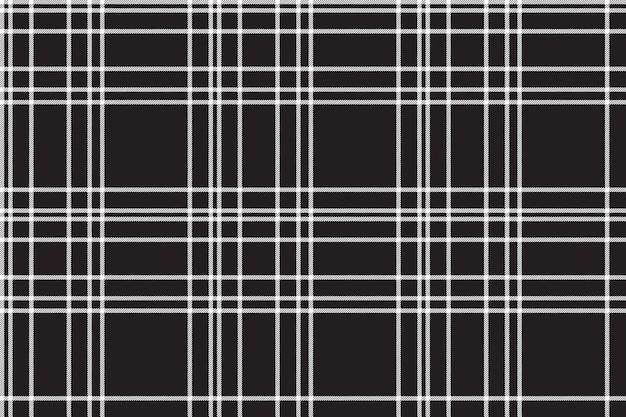 Zwart vink naadloos patroon