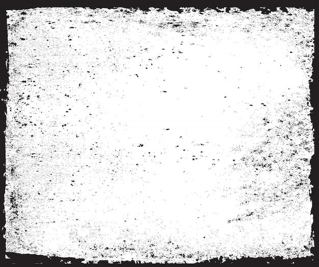Zwart-wit grunge textuur