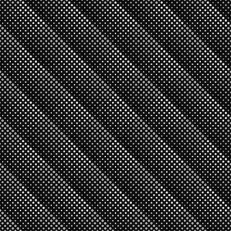 Zwart-wit naadloos patroonontwerp