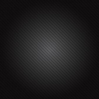 Zwarte achtergrond van koolstofvezeltextuur