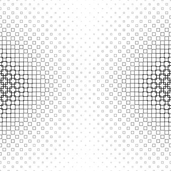 Zwarte cirkels patroon achtergrond