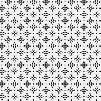 Zwarte elementen patroon achtergrond