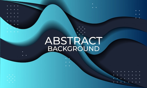 Zwarte en blauwe textuur abstracte moderne achtergrond