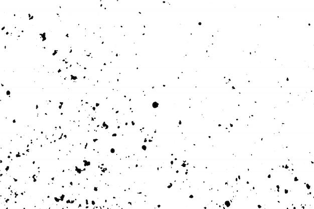 Zwarte grunge textuur oppervlakte achtergrond
