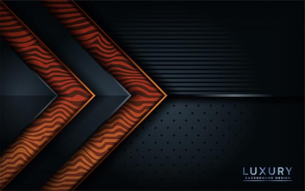 Zwarte houten abstracte achtergrond