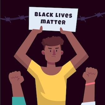Zwarte levens zijn belangrijk