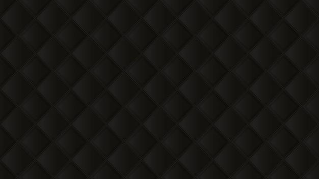 Zwarte moderne luxe patroon achtergrond