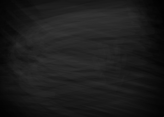 Zwarte schoolbord achtergrond