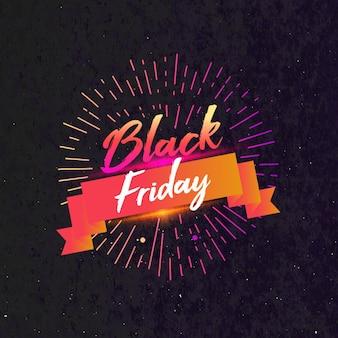 Zwarte vrijdag promotie