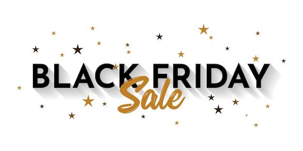 Zwarte vrijdag verkoop witte achtergrond