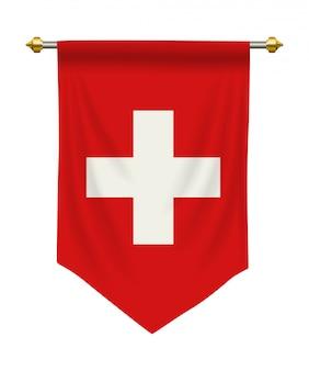 Zwitserland pennant